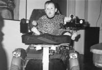 Johannes och rullstolen